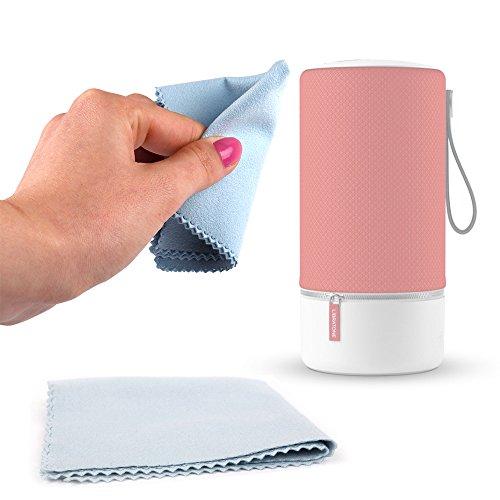 DURAGADGET Chiffon Microfibre Doux Compatible avec Libratone Zipp et Zipp Mini Enceintes Portables sans Fil sans Fil - Garantie 2 Ans