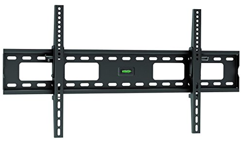 "Easy Mount - Ultra Slim TV Wall Bracket for Samsung UN65F8000 65-Inch 1080p 240Hz 3D Ultra Slim Smart LED HDTV - Low Profile 1.7"" from Wall - 12° Tilt Angle - Reduced Glare - Buy Smart!"