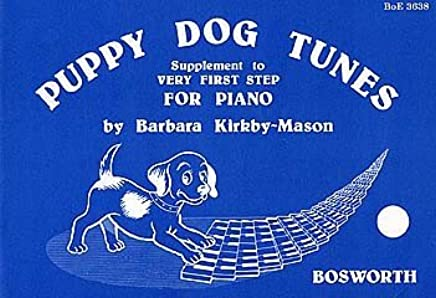 Barbara kirkby-mason: puppy dog tunes piano