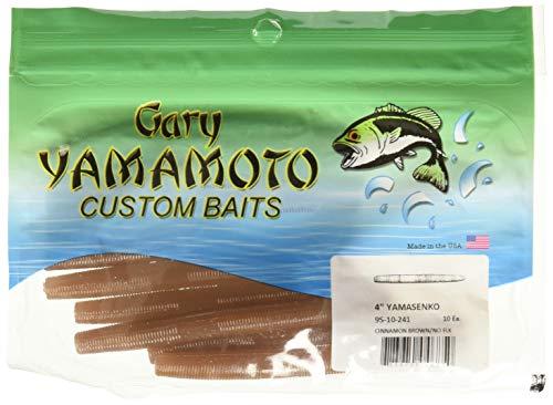 Yamamoto 9S-10-305 Senko Bait, 4-Inch, 10-Pack,...
