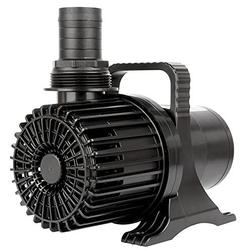 WaterRebirth (8600GPH 520W, UL listed) High Flow Submersible Water Pump - Pond Pump - Submersible Pump - Water Fountain Pump - Aquarium Pump ,PS-8600