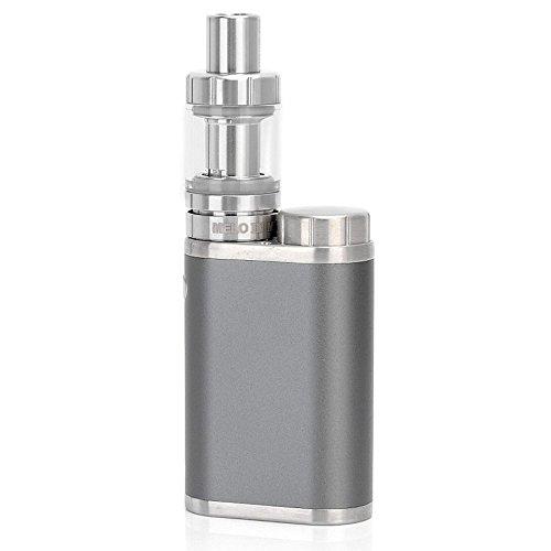 Eleaf Istick Pico 75w Starter Kit e Zigarette Box Mod and e Zigarette Verdampfer mit 2ml Tank (Grau)