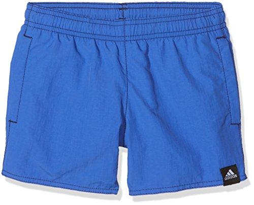 adidas Jungen Solid SL Badeshorts, Hi-Res Blue, 128