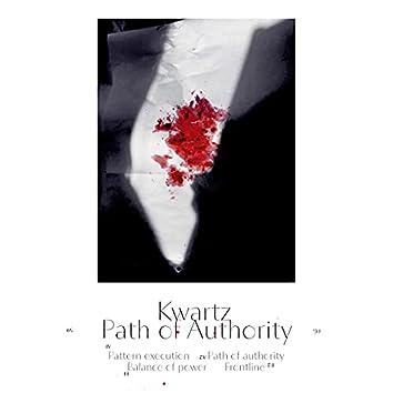 Path of authority EP