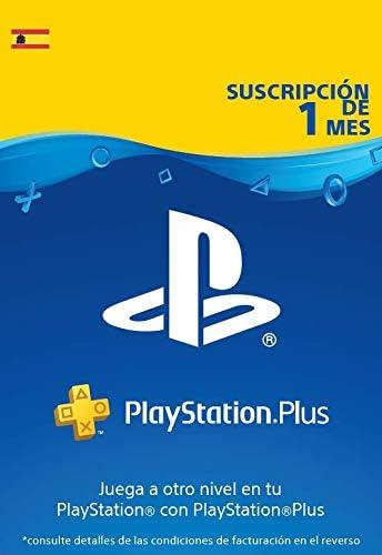 Sony, PlayStation Plus - Suscripción 1 Mes | PS5/PS4/PS3 | Código de descarga PSN - Cuenta española