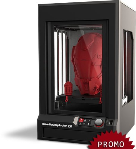 Stampante 3d MakerBot Replicator Z18