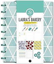 Het Laura's Bakery Receptenboek: Met invulruimte voor meer dan 150 recepten