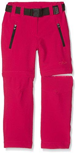 CMP Zip off 3T51445, Pantaloni Bambina, Rosa (Rosa Ibisco), 164 cm