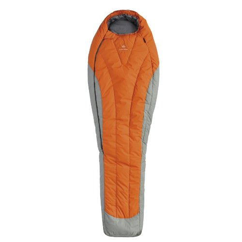 Pinguin Schlafsack Expert 195 cm - in Orange