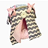 Neugeborene Baby Autositzdecke Mädchen Jungen Soft Safety Autositz Baldachin Krankenpflegedecke Mehrzweckdecke