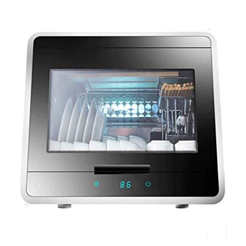 YangJ Desinfektionsschrank Haushalt kleine vertikale Küche Desktop Mini Geschirr und Schrank mit Ablaufregal, Spannung: 220V / Leistung: 250W
