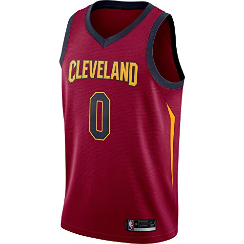 Kevin Love Cleveland Cavaliers #0 Youth 8-20 Blue Icon Edition Swingman Jersey (10-12)