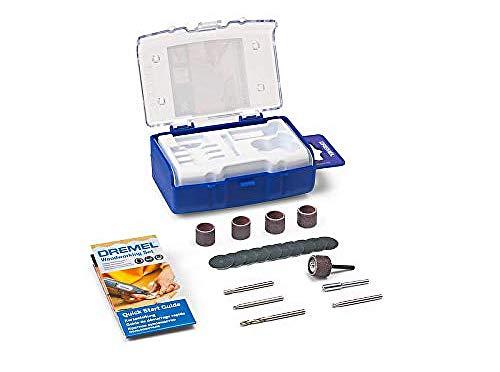 Dremel 2615C681JA Set de carpintería 20uds. (para Multiherramienta