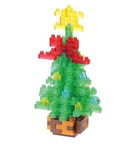 カワダ ナノブロック クリスマスツリー2015