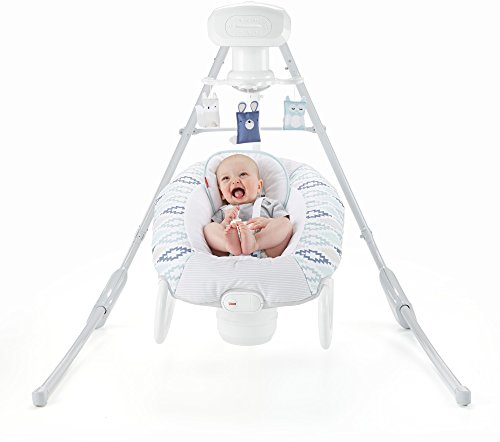 41pibuEWJZL 10 of the Best Baby Swing for Big Heavy Babies 2021 Review