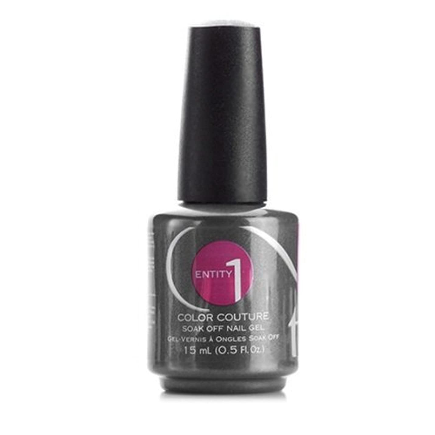 推定虚弱苦Entity One Color Couture Gel Polish - Barefoot and Beautiful - 0.5oz / 15ml