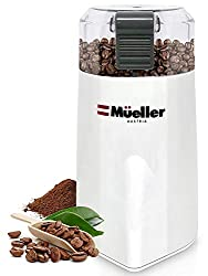 commercial Mueller Austria Hyper Grind Precision Electric Course Spice / Coffee Grinder… melita coffee grinder