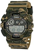 1. Relógio Masculino G-Shock Digital GD-120CM-5DR