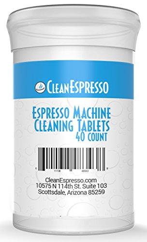 2 Gram Espresso Machine Cleaning Tablets - CleanEspresso Model BR-040 - For Breville Espresso Machines