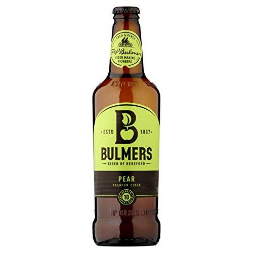 Bulmers Pear Cider 500ml 4,5%Vol