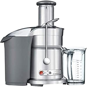 Breville 800JEXL Juice Fountain Elite Centrifugal Juicer, Brushed Stainless Steel |