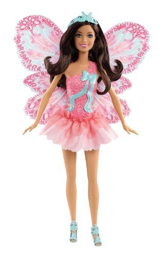 Barbie Beautiful Fairy Brunette Doll