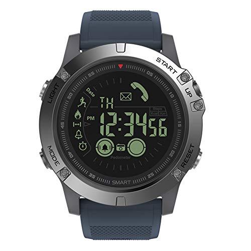 Zeblaze Vibe 3 Smartwatch Hillrong Bluetooth Smart Bracelet per iOS e Android, Contapassi per lo Sport e l'outdoor(Nero)