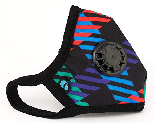 Cambridge Mask Company pour Masque Respirateur Antipollution Militaire N99 Lavable avec Nouvelle...