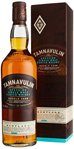 Tamnavulin Speyside Single Malt Whisky 1 x 0.7 l