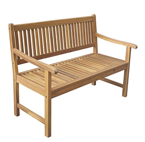 Chillroi Kingsbury Gartenbank, Holz