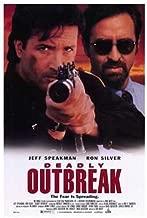 ArtFuzz Deadly Outbreak Movie Poster Print