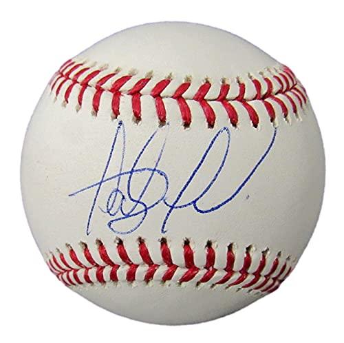 Fernando Tatis Jr. San Diego Signed/Auto Rawlings MLB Baseball JSA 155429
