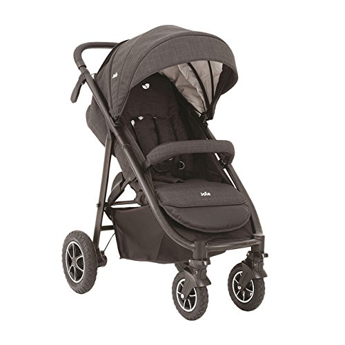 Joie - Silla de paseo mytrax pavement gris oscuro