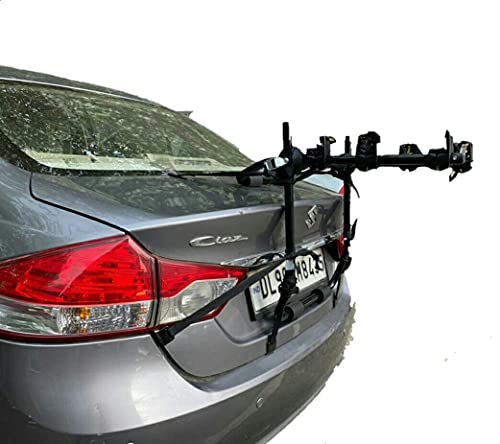 MOTOCART CAR Cycle Stand comaptiable for SUV & Sedan,Stand for 2 Cycle Carry,Latest Style