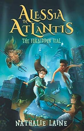 Alessia in Atlantis
