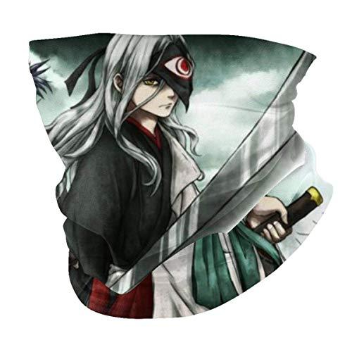 12-In 1 Headbands,Diadema Anime Noragami, Protectores Faciales Deportivos Decorativos para Ciclismo Deportivo,25x50cm