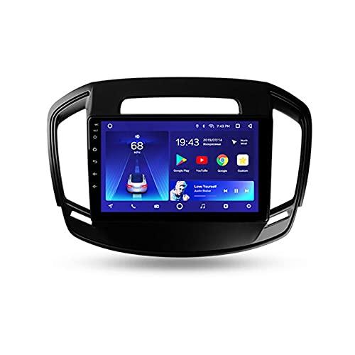 TypeBuilt Autorradio Autoestereo Estéreo 9 Inch Pantalla Táctil Capacitiva para Opel Insignia 2013-2017 Supporto GPS Navegación Cámara De Respaldo Estéreo Audio FM/Am/RDS Video Player SWC