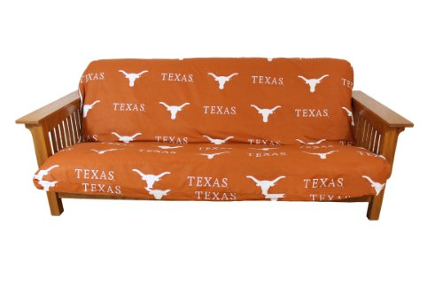 College Covers Texas Longhorns Futon Cover, Team Colors