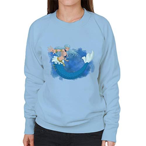 Cloud City 7 Fairy Tail Aquarius Women's Sweatshirt