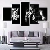 Malerei auf Leinwand Modern Wand Kunst Modular Bilder 5