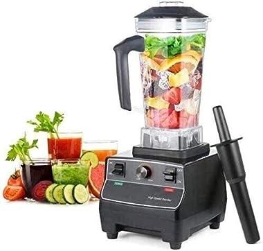 Household 2L Juicer, Professional Cooking Beverage Fruit and Vegetable Juicer, Blender Multi-Function Soy Milk Machine, Milkshake Machine (Color : -)
