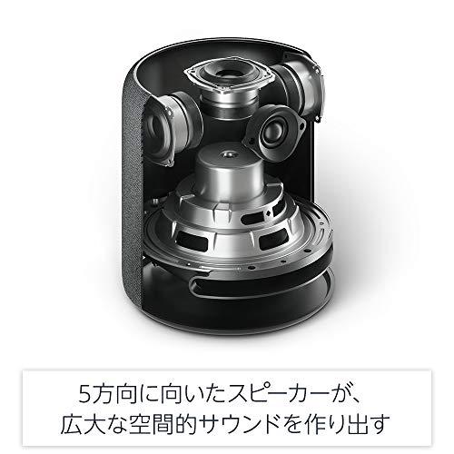 EchoStudio(エコースタジオ)Hi-Fiスマートスピーカーwith3Dオーディオ&Alexa