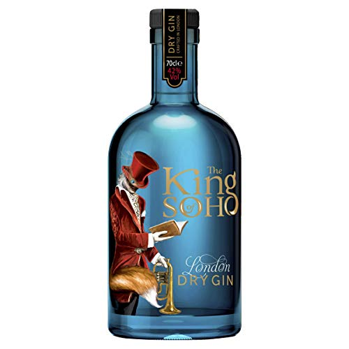 West End Drinks Re di Soho Gin - 700 ml
