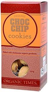 Organic Times Chocolate Chip Cookies 150 g