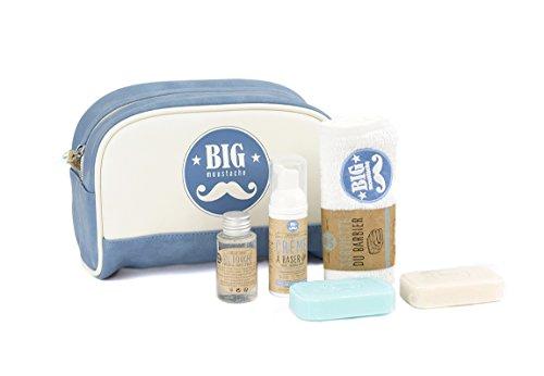 Big bigote–Estuche escolar Gran Viajero–Bolsa