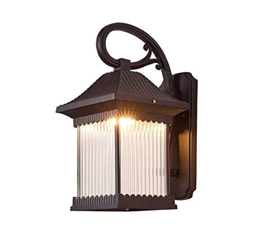 Buitenwandlamp schaduw van melkglas voor binnen en buiten