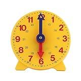 Toyvian pequeña Ronda de Aprendizaje Reloj de sobremesa Reloj de sobremesa Modelo de enseñanza...