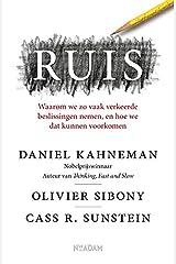 RUIS: Waarom we zo vaak verkeerde beslissingen nemen, en hoe we dat kunnen voorkomen Paperback