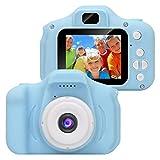 eroihe giocattoli educativi del mini registratore video dello schermo da 2 pollici della macchina fotografica digitale dei bambini fotocamere digitali compatte