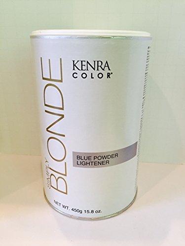 Kenra Color Simply Blonde Blue Powder Lightener - 15.8oz by Kenra